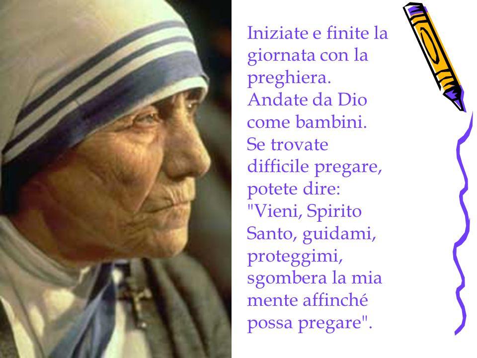 Super Pensieri (Madre Teresa di Calcutta) - ppt video online scaricare RA53