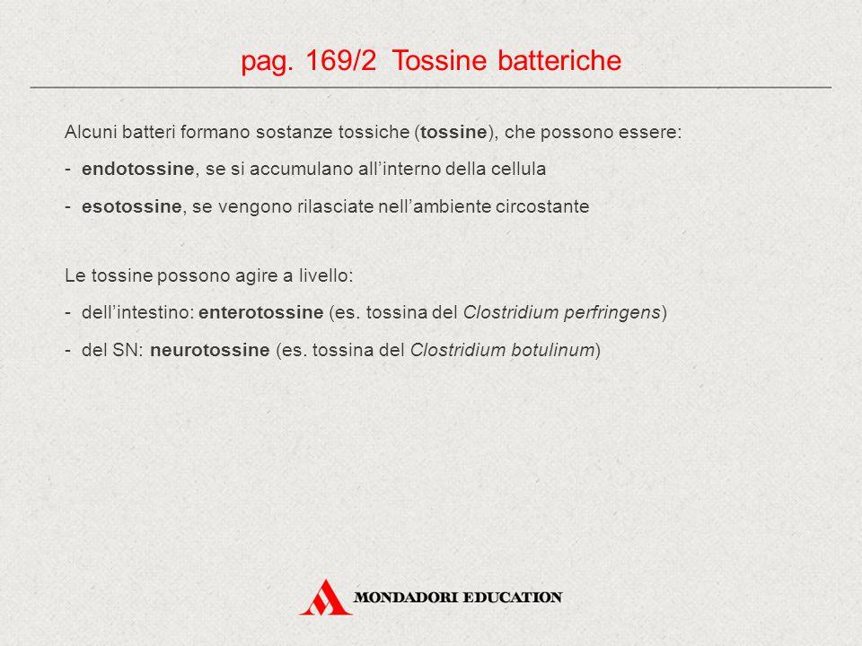 pag. 169/2 Tossine batteriche