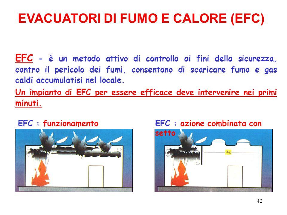 EVACUATORI DI FUMO E CALORE (EFC)