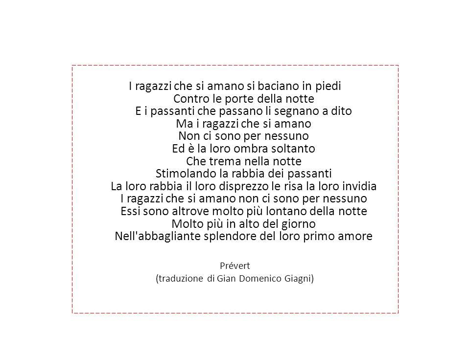 (traduzione di Gian Domenico Giagni)
