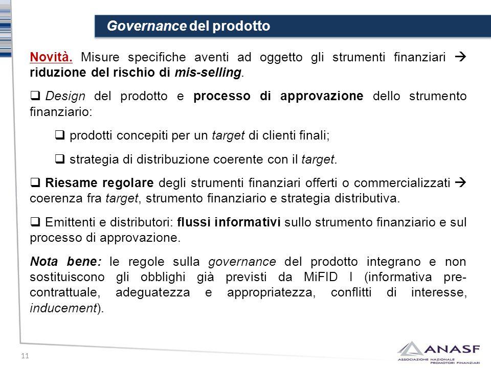 Governance del prodotto