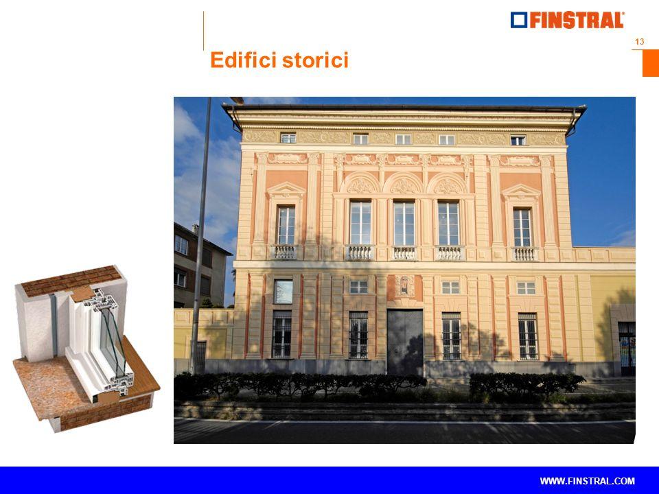 Edifici storici