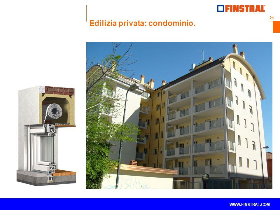 Edilizia privata: condominio.