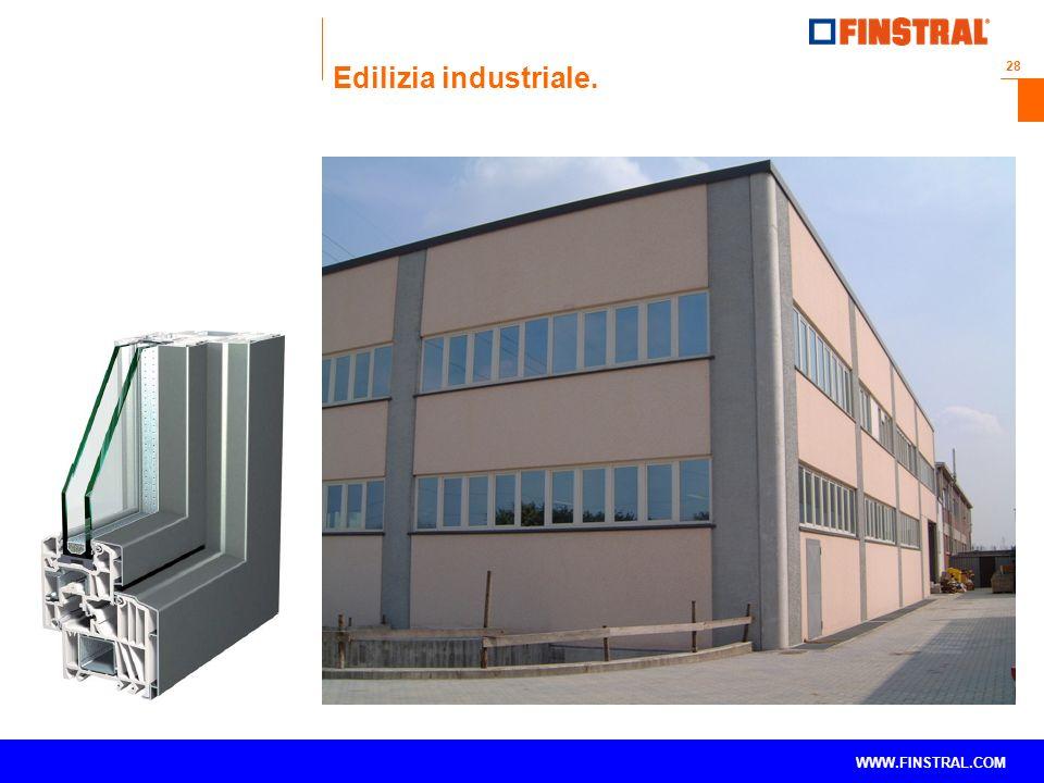 Edilizia industriale.