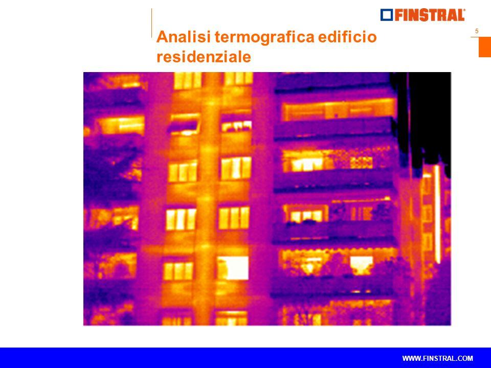 Analisi termografica edificio residenziale