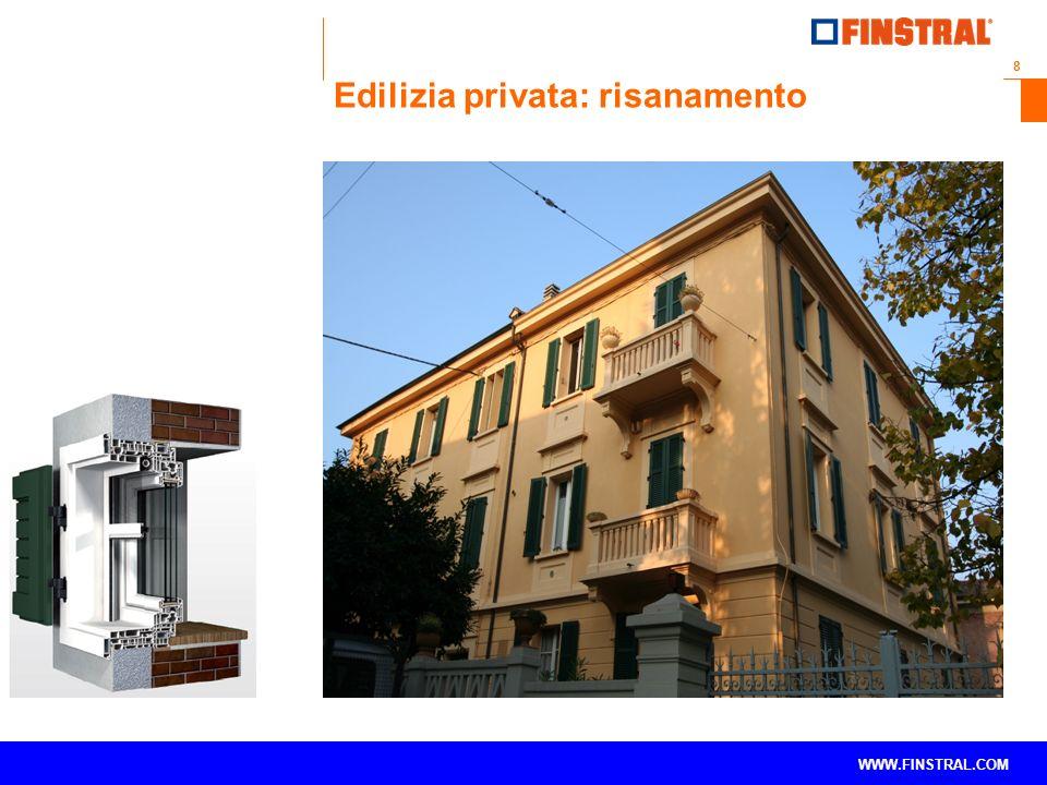 Edilizia privata: risanamento