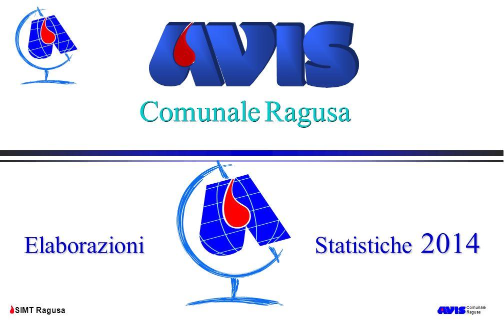 Elaborazioni Statistiche 2014
