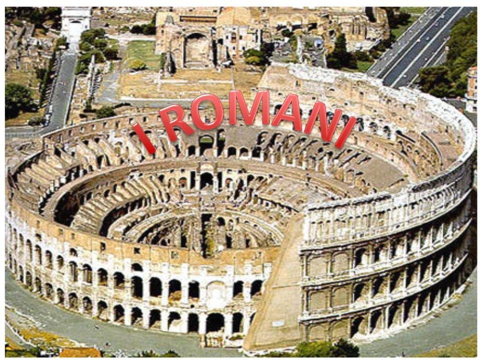 I ROMANI I ROMANI I ROMANI