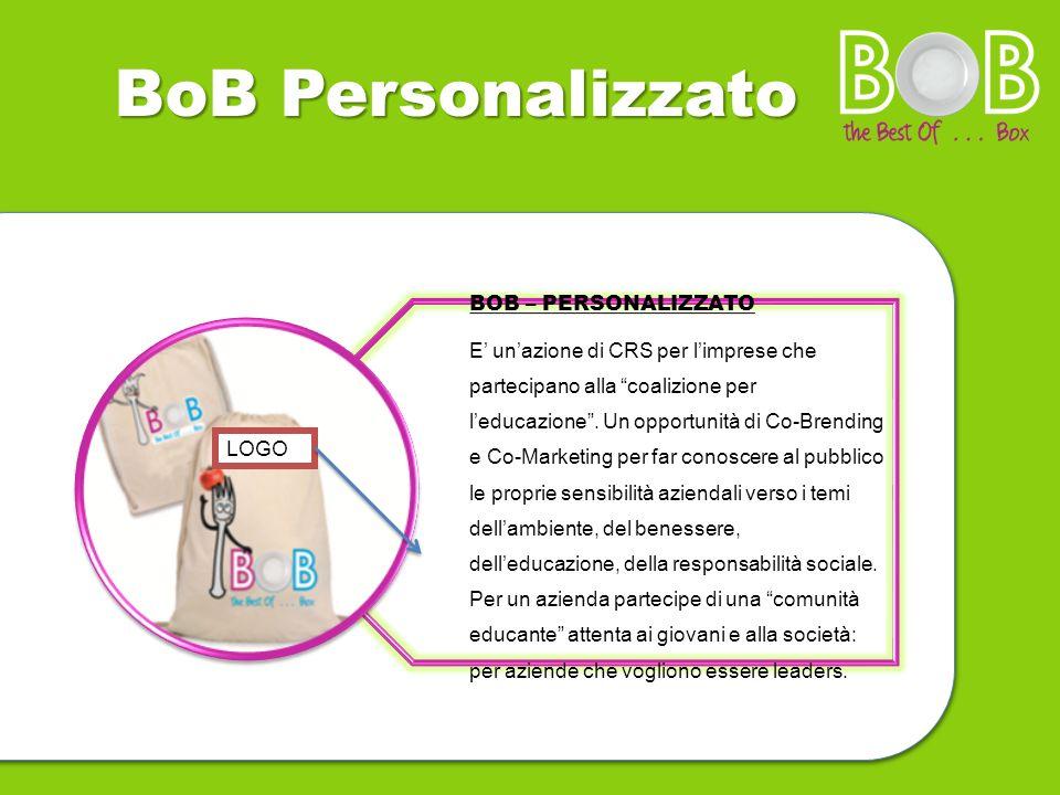 BoB Personalizzato BOB – PERSONALIZZATO