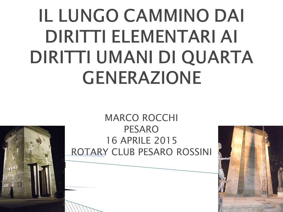 ROTARY CLUB PESARO ROSSINI