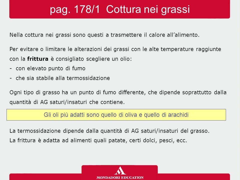 pag. 178/1 Cottura nei grassi