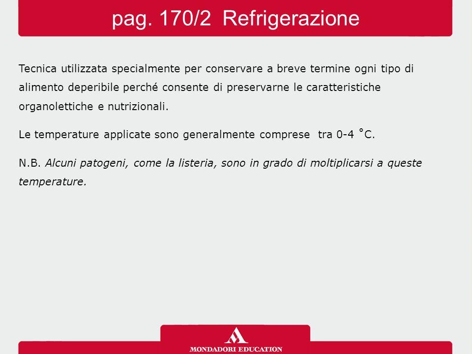 pag. 170/2 Refrigerazione