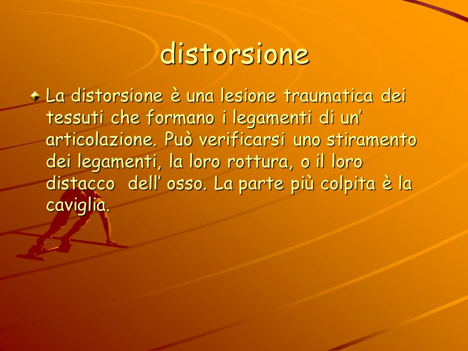 distorsione