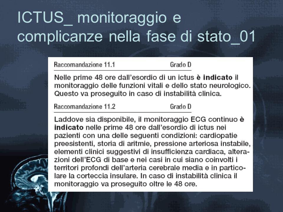 ICTUS_ monitoraggio e complicanze nella fase di stato_01