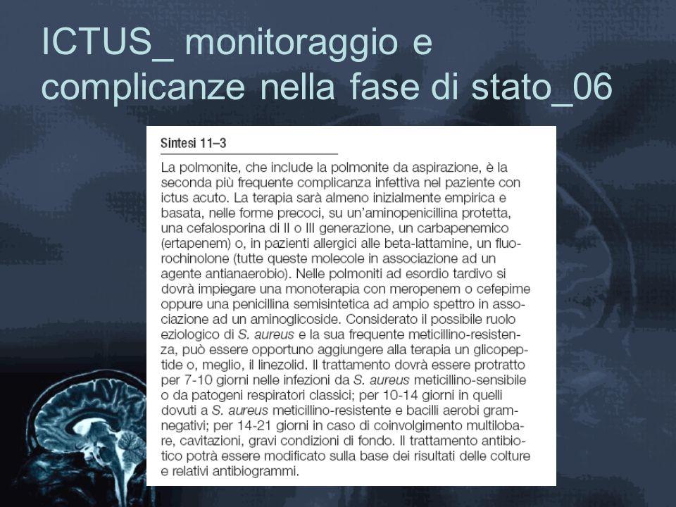 ICTUS_ monitoraggio e complicanze nella fase di stato_06