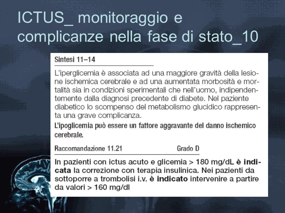 ICTUS_ monitoraggio e complicanze nella fase di stato_10