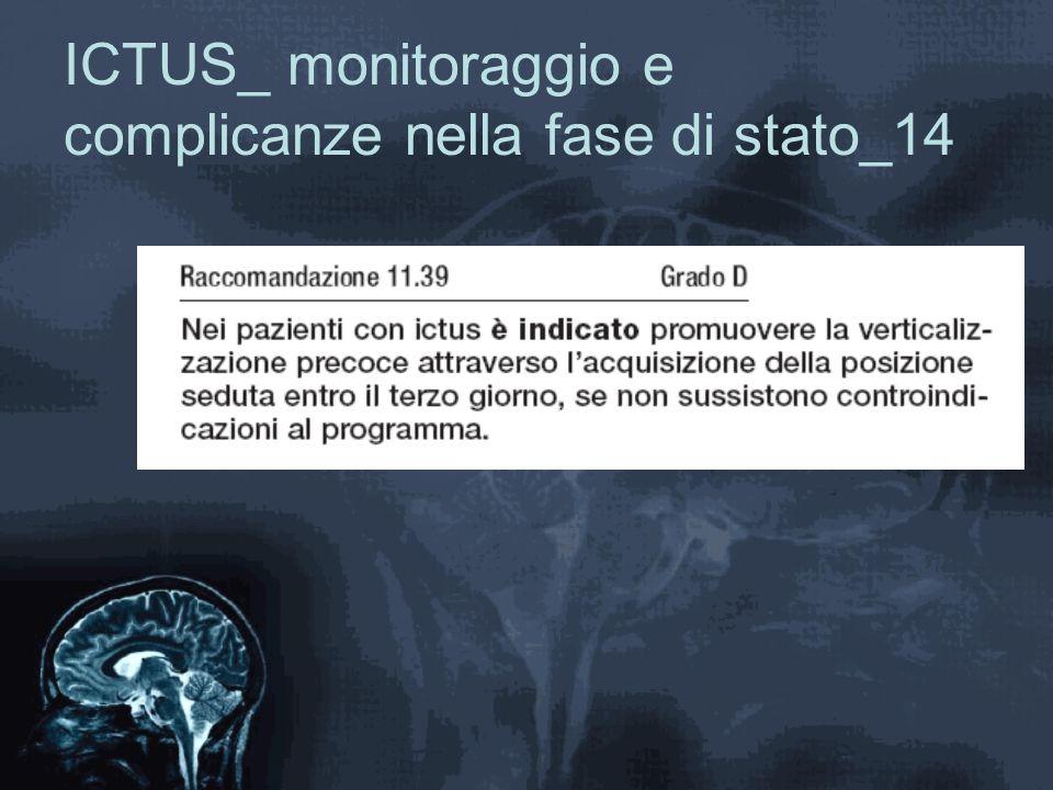 ICTUS_ monitoraggio e complicanze nella fase di stato_14