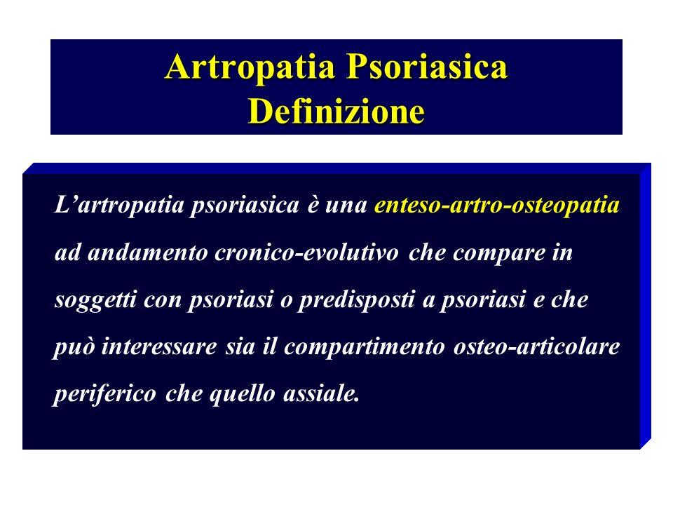 Artropatia Psoriasica Definizione