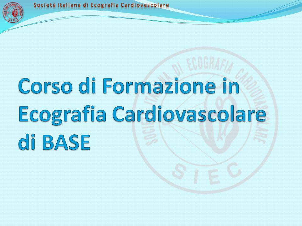 Corso di Formazione in Ecografia Cardiovascolare di BASE