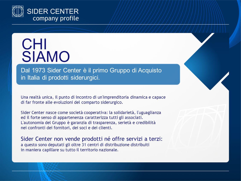 CHI SIAMO company profile