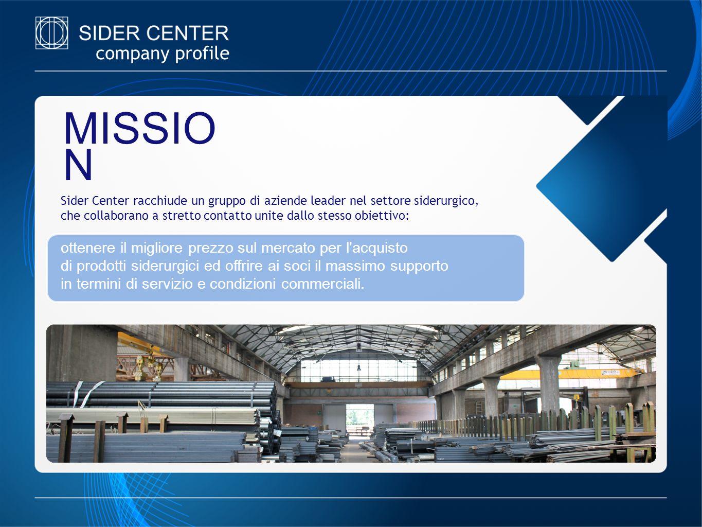MISSION company profile