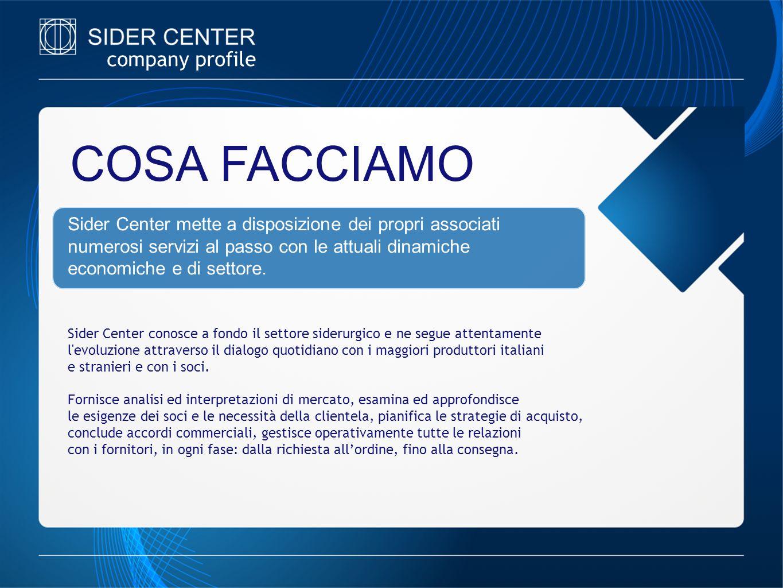 COSA FACCIAMO company profile