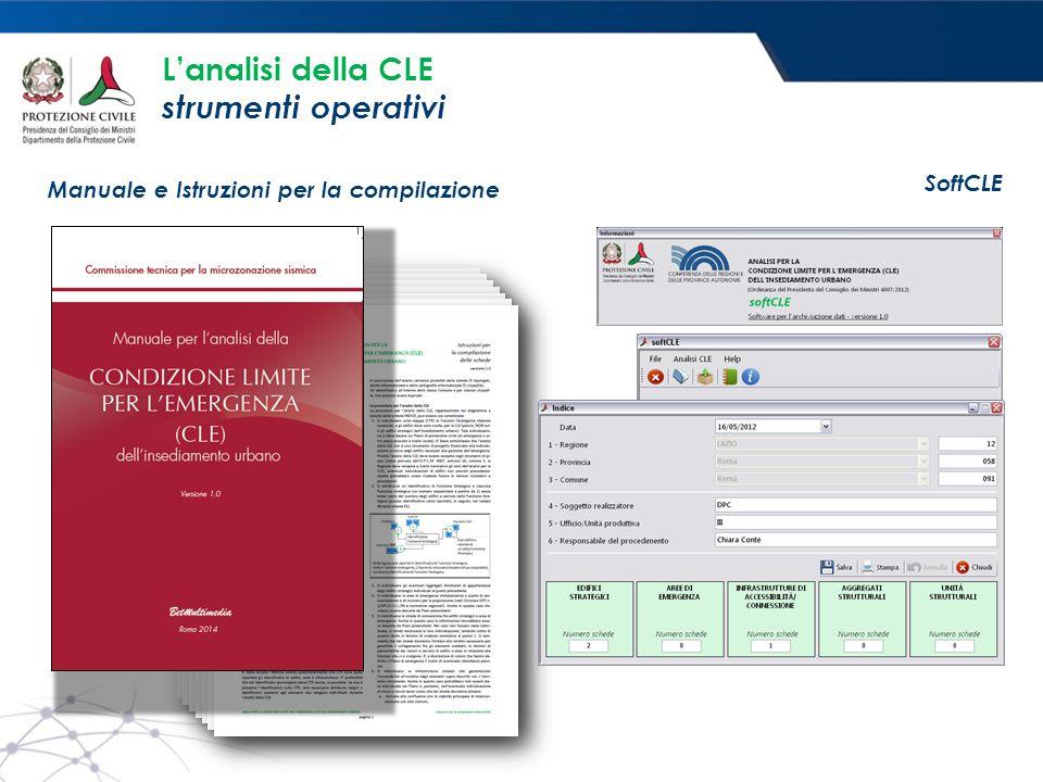 L'analisi della CLE strumenti operativi