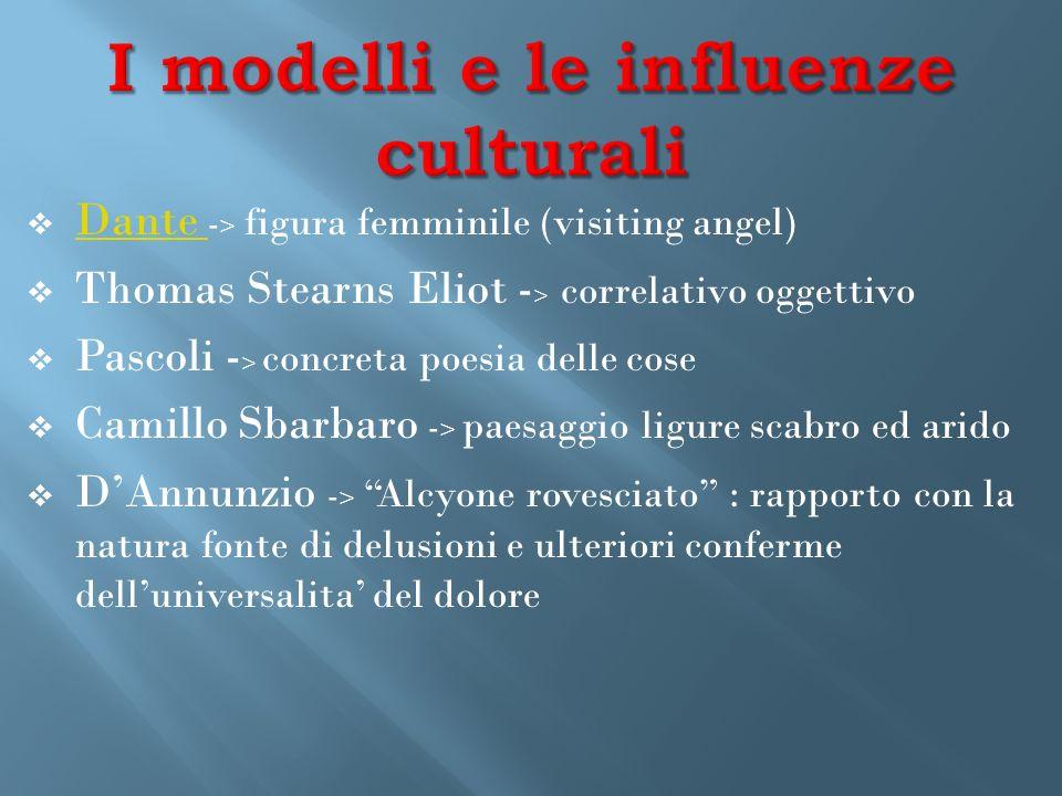 I modelli e le influenze culturali