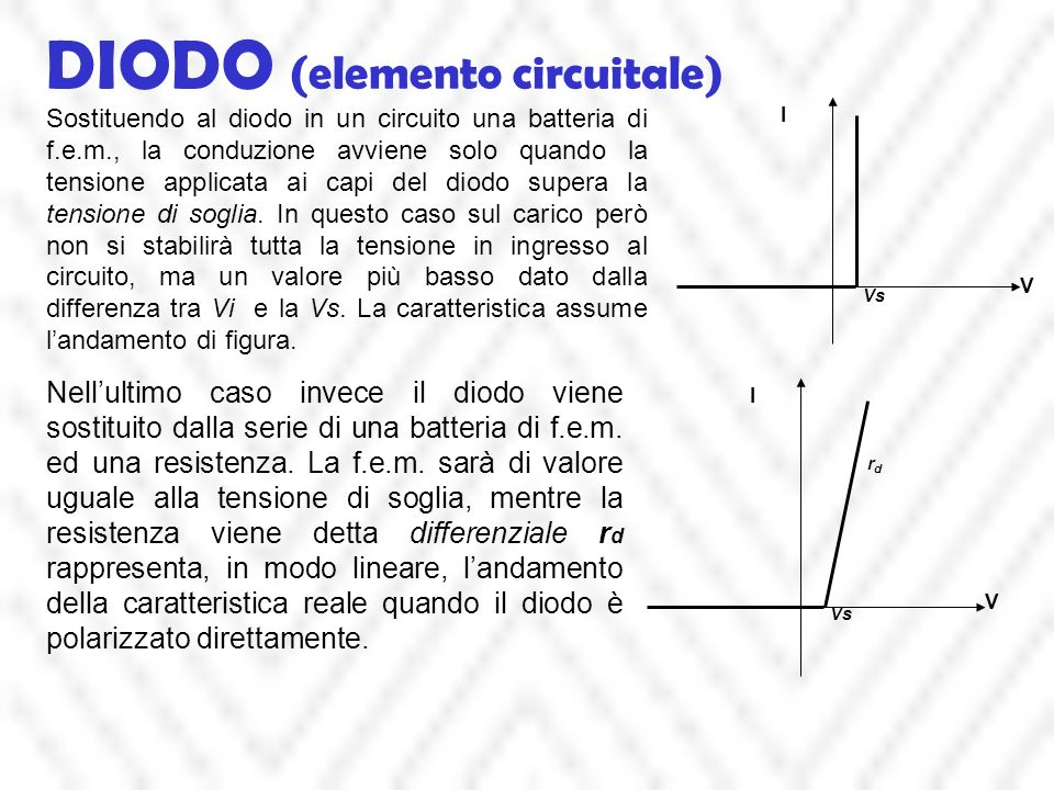 DIODO (elemento circuitale)