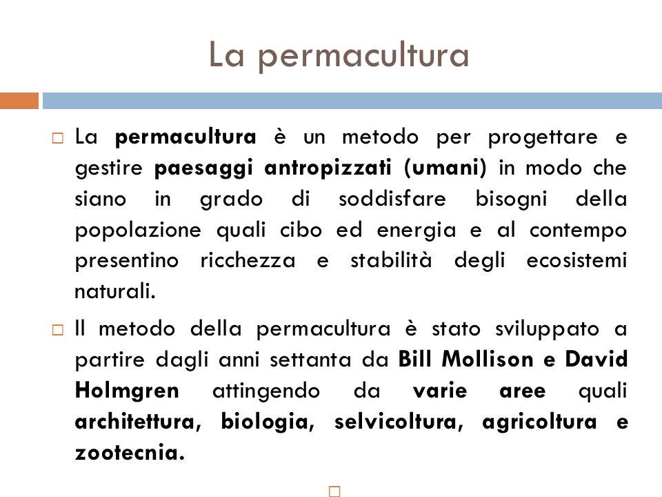 La permacultura