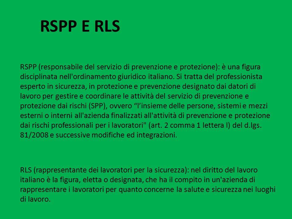RSPP E RLS