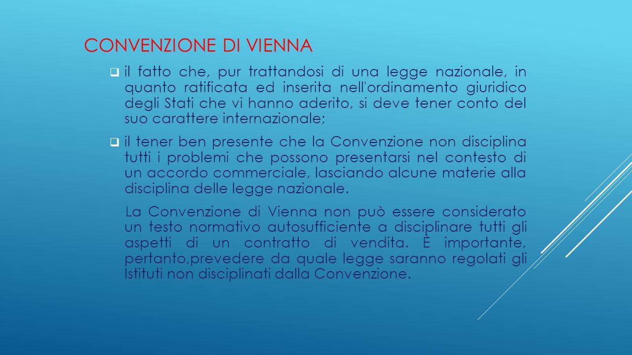 Convenzione di Vienna