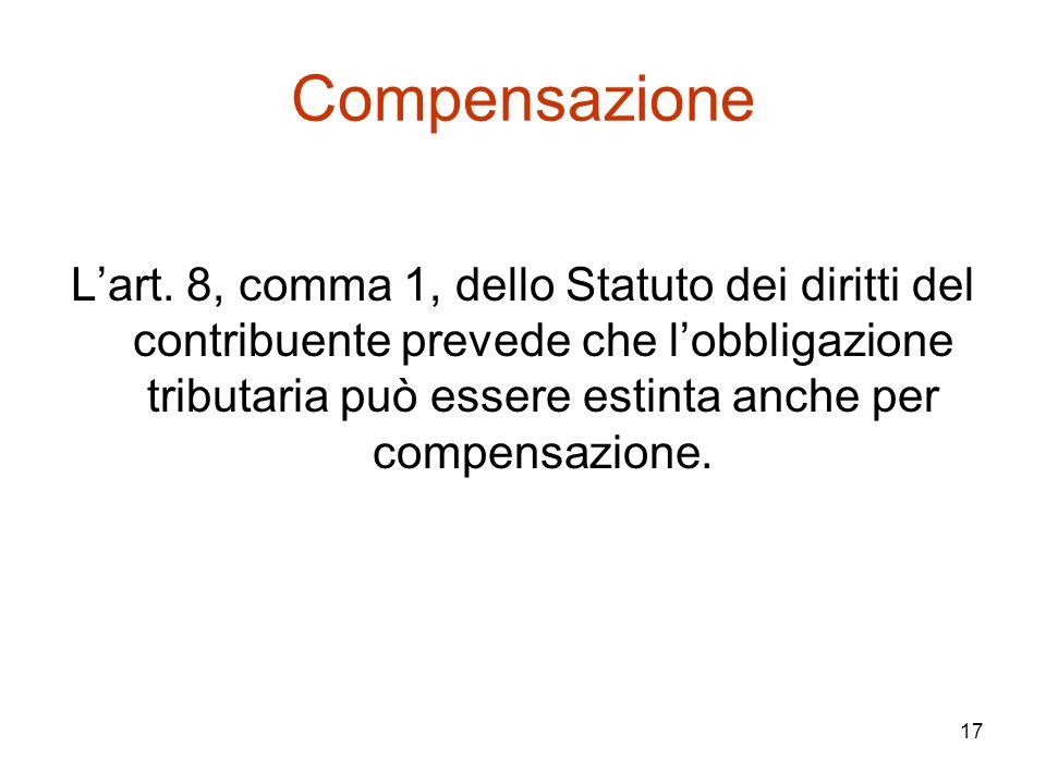 Compensazione