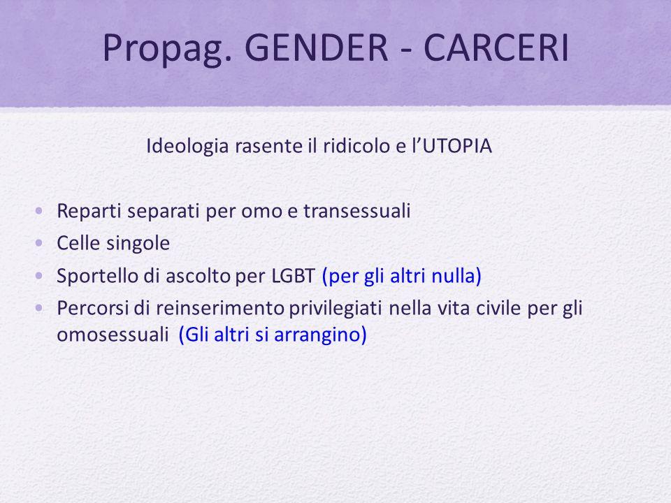 Propag. GENDER - CARCERI