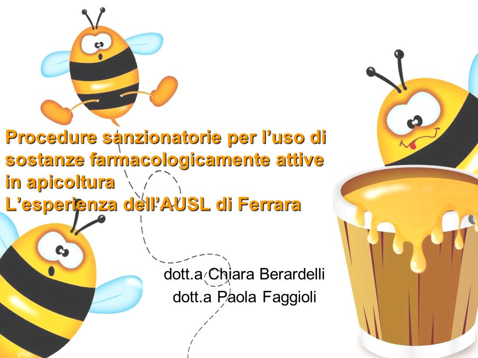 dott.a Chiara Berardelli dott.a Paola Faggioli
