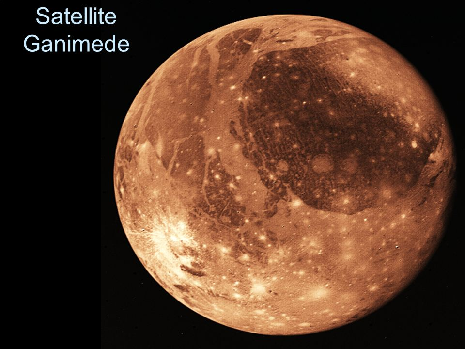 Satellite Ganimede