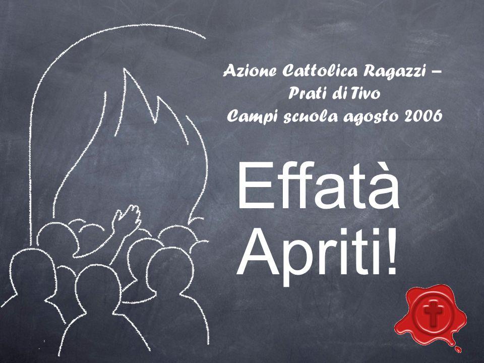 Azione Cattolica Ragazzi –