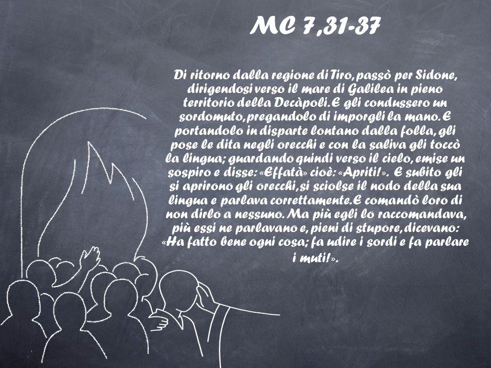 MC 7,31-37