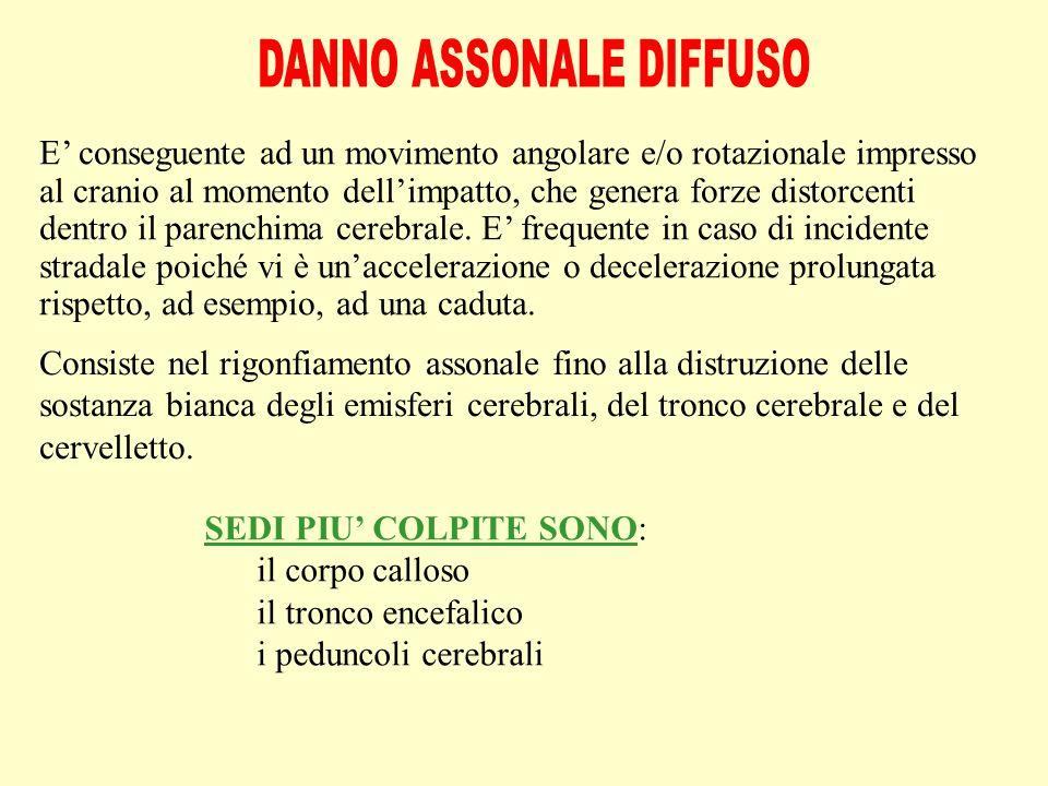 DANNO ASSONALE DIFFUSO