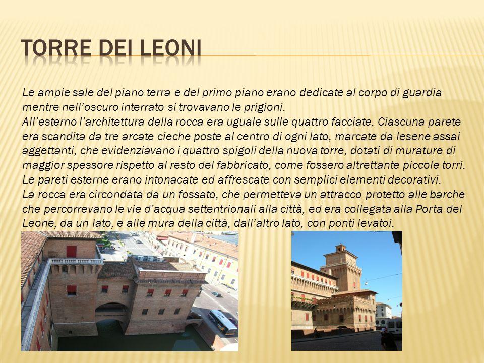Torre dei leoni
