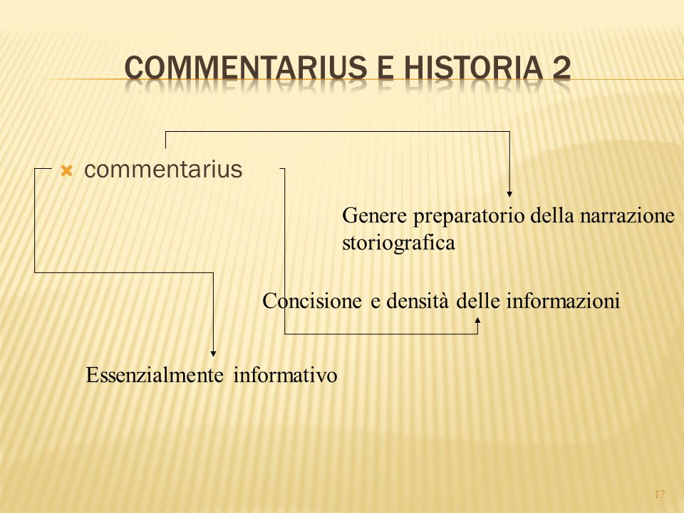 Commentarius e historia 2