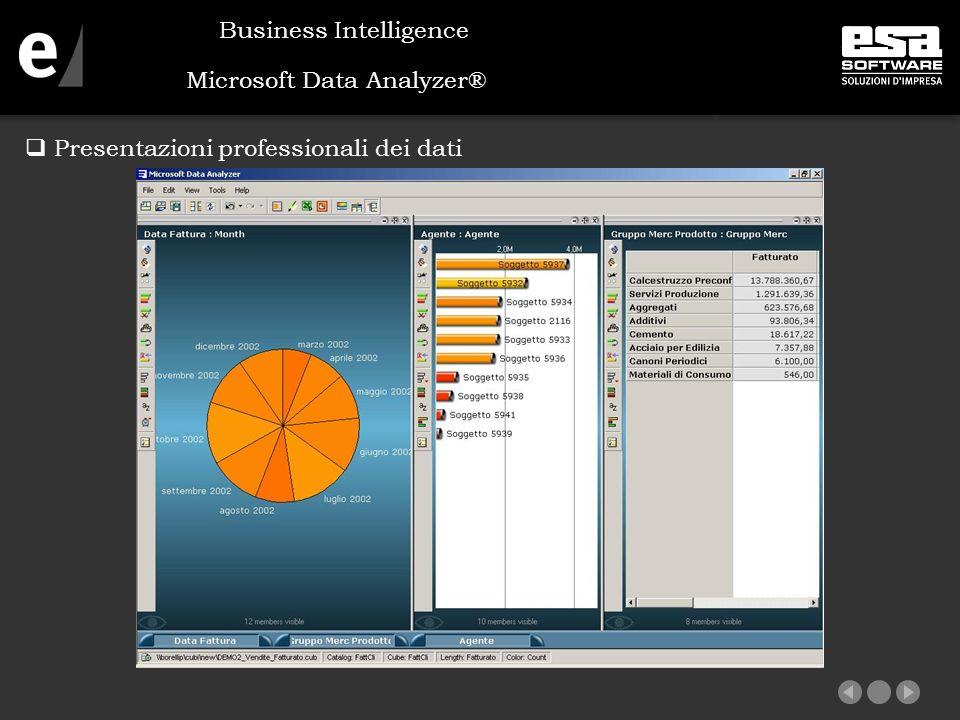 Microsoft Data Analyzer®