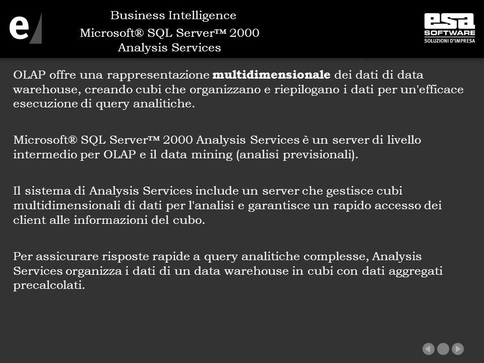 Microsoft® SQL Server™ 2000 Analysis Services