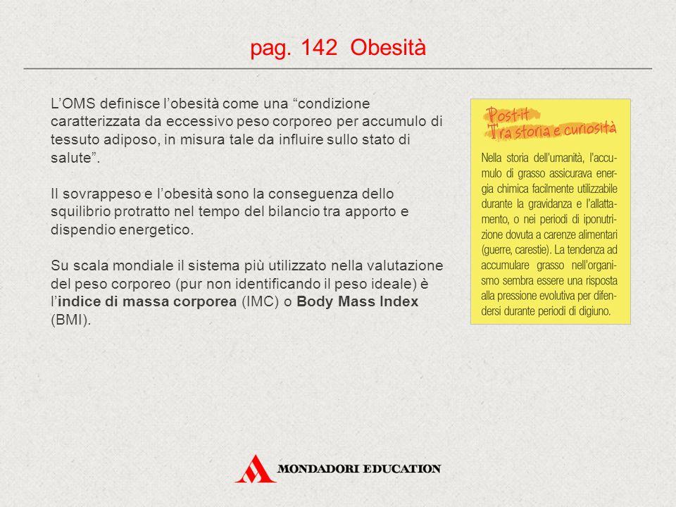 pag. 142 Obesità