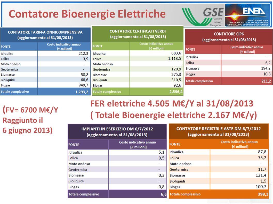 Contatore Bioenergie Elettriche