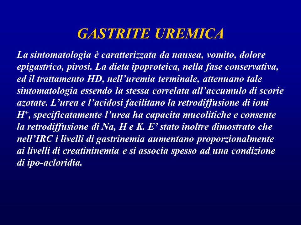 GASTRITE UREMICA
