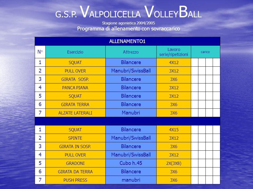 G.S.P. VALPOLICELLA VOLLEYBALL