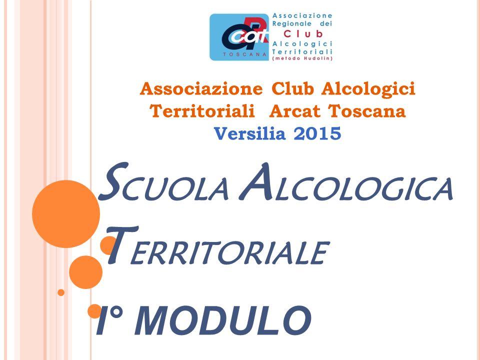 Associazione Club Alcologici Territoriali Arcat Toscana
