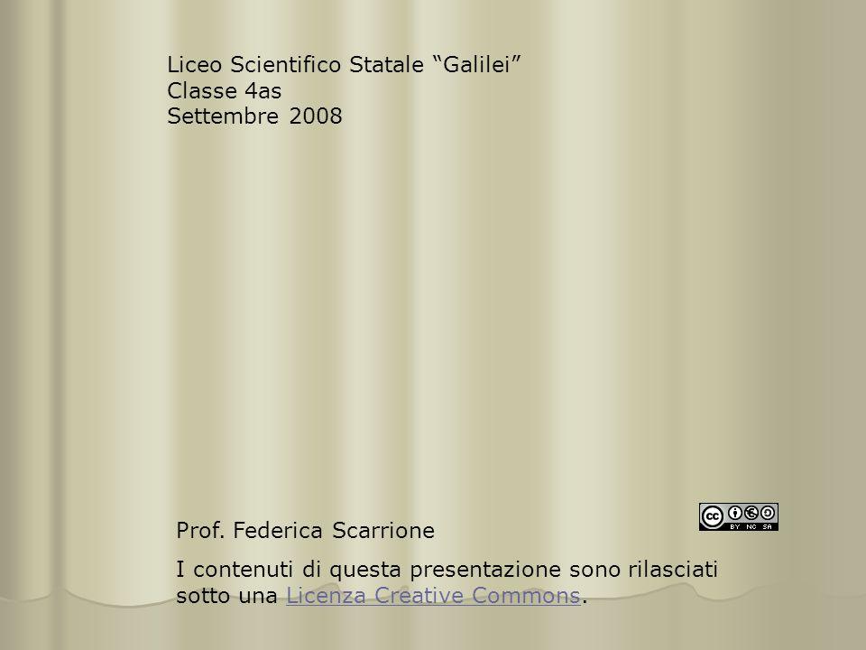 Liceo Scientifico Statale Galilei