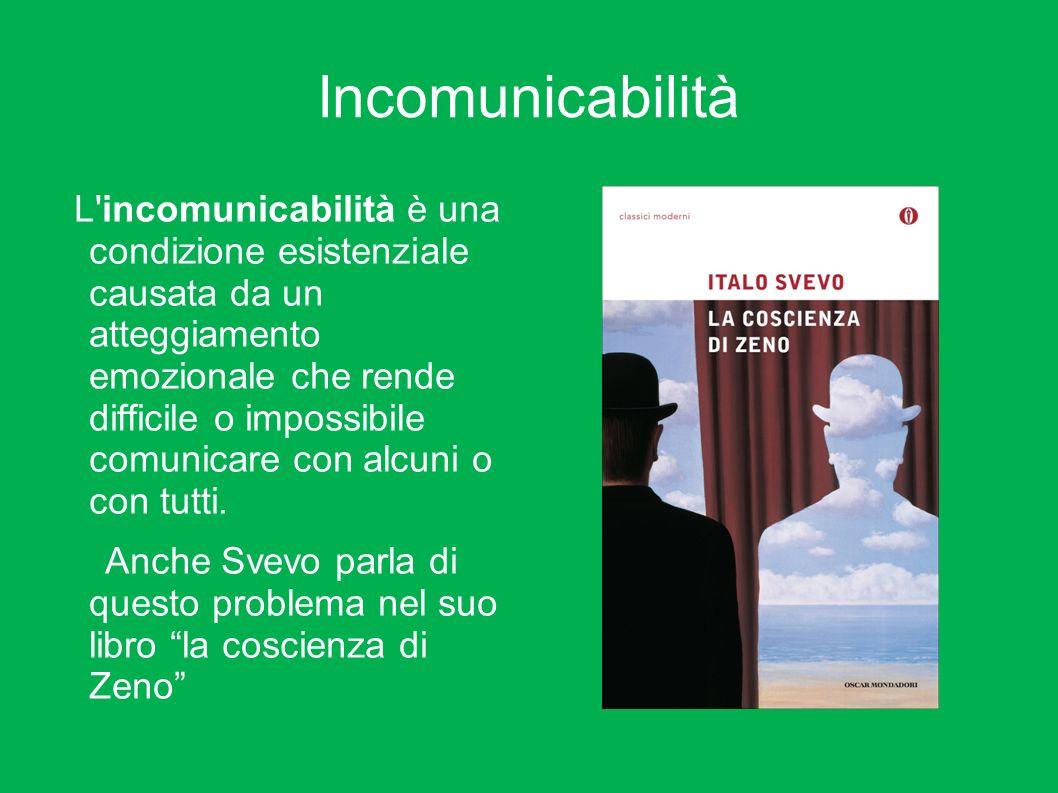 Incomunicabilità